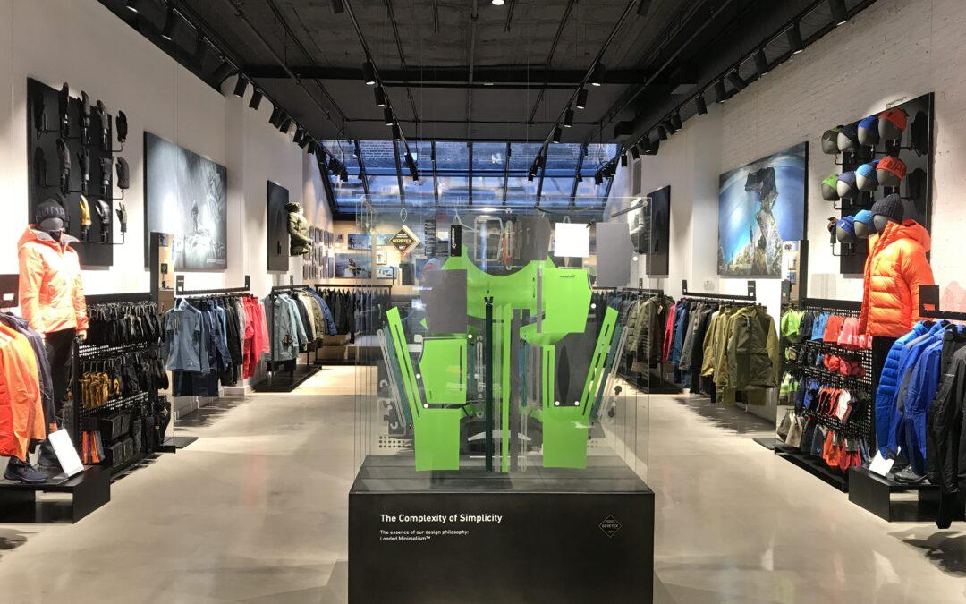 Norrøna NYC Flagship Store